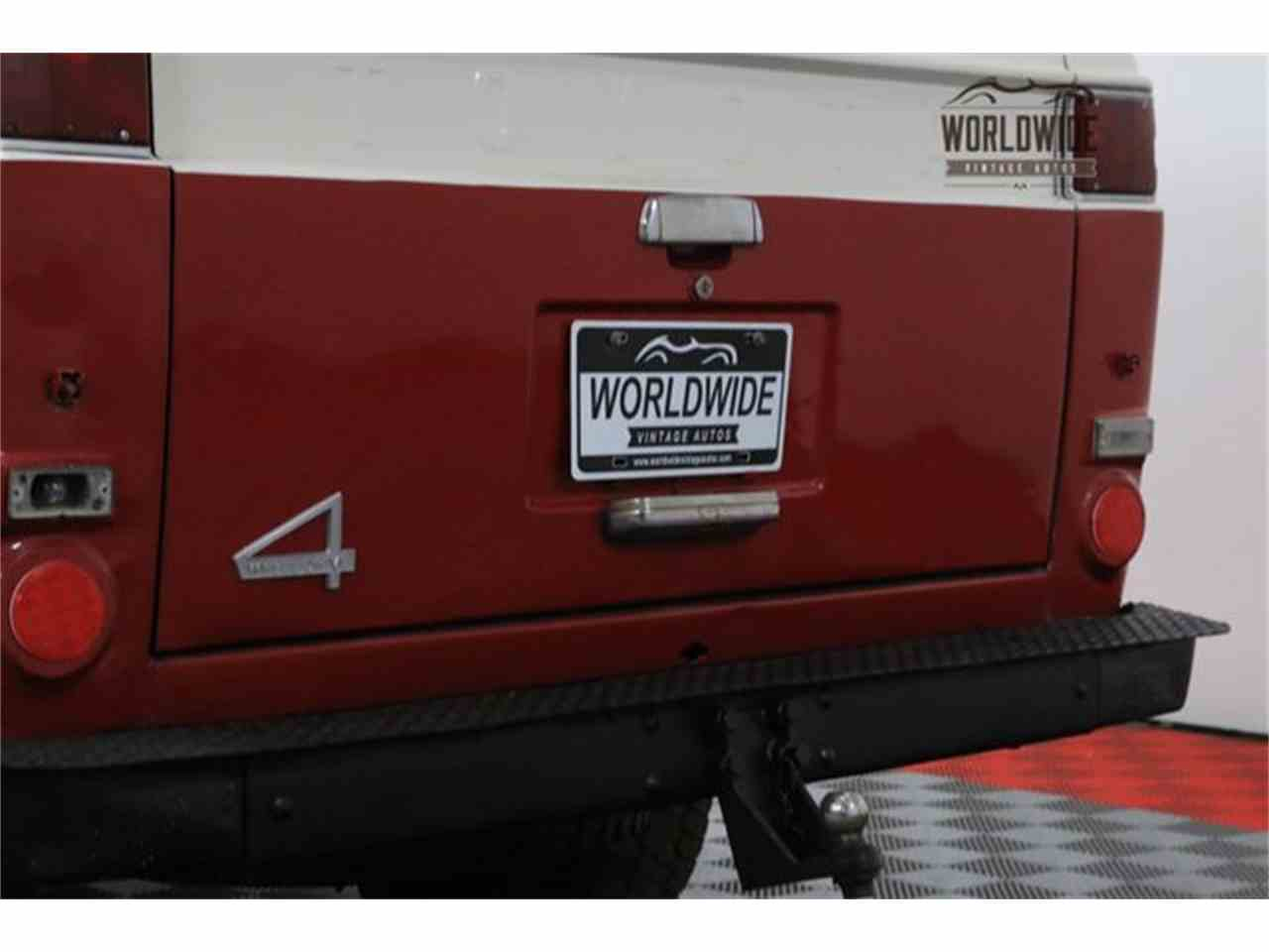 Large Picture of Classic '72 Toyota Land Cruiser FJ Offered by Worldwide Vintage Autos - M6TR