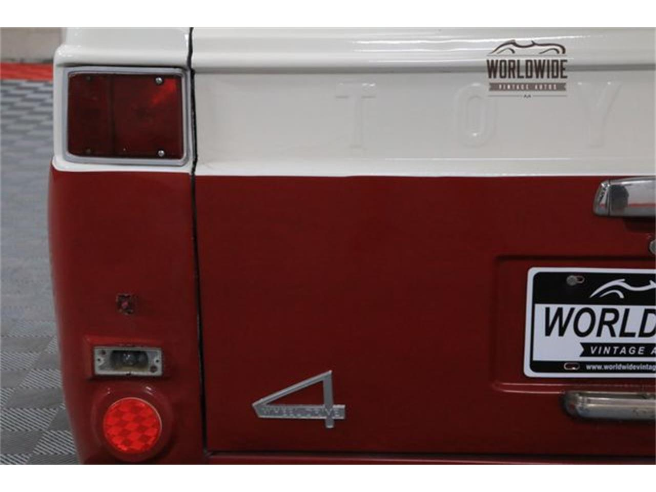 Large Picture of '72 Land Cruiser FJ - $17,900.00 Offered by Worldwide Vintage Autos - M6TR