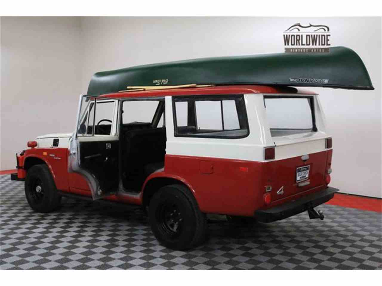 Large Picture of Classic '72 Toyota Land Cruiser FJ located in Colorado - $17,900.00 - M6TR