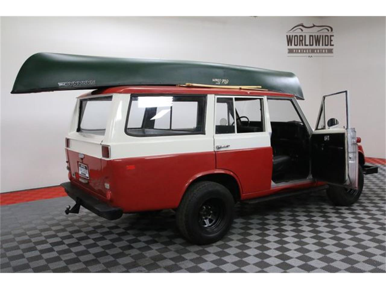 Large Picture of Classic 1972 Toyota Land Cruiser FJ located in Denver  Colorado Offered by Worldwide Vintage Autos - M6TR