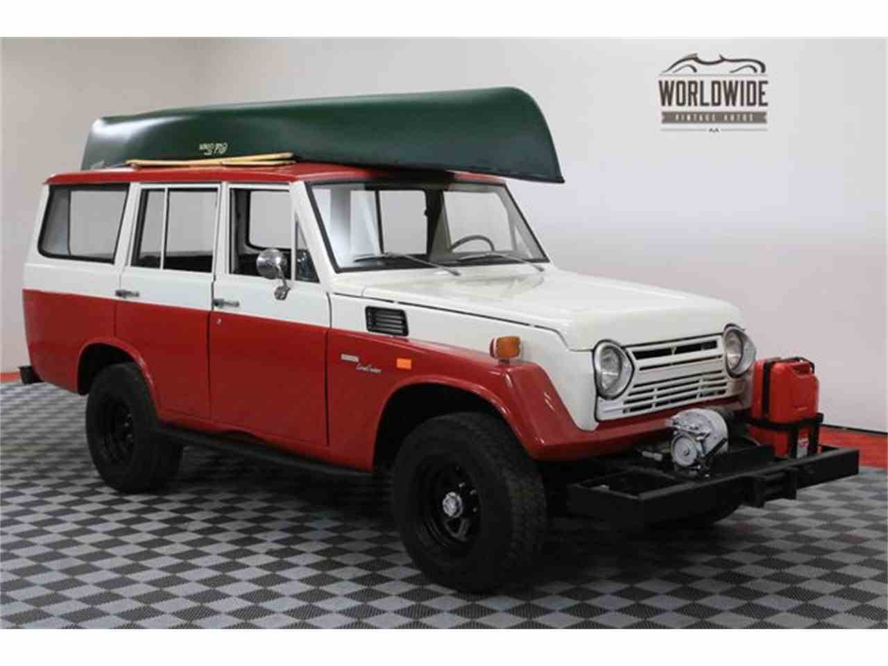 Large Picture of '72 Toyota Land Cruiser FJ located in Denver  Colorado - M6TR