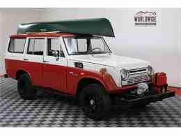 Picture of Classic 1972 Toyota Land Cruiser FJ located in Colorado Offered by Worldwide Vintage Autos - M6TR