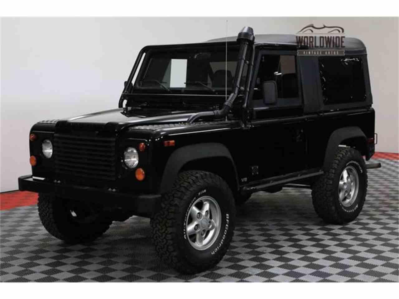 1997 Land Rover Defender for Sale | ClicCars.com | CC-1035289
