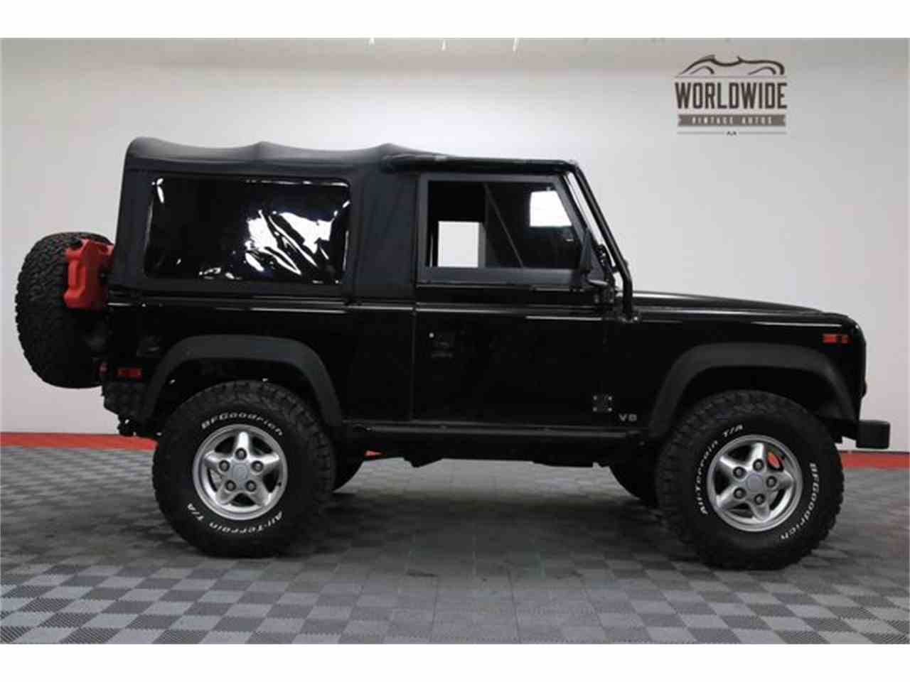 1997 Land Rover Defender for Sale | ClassicCars.com | CC-1035289