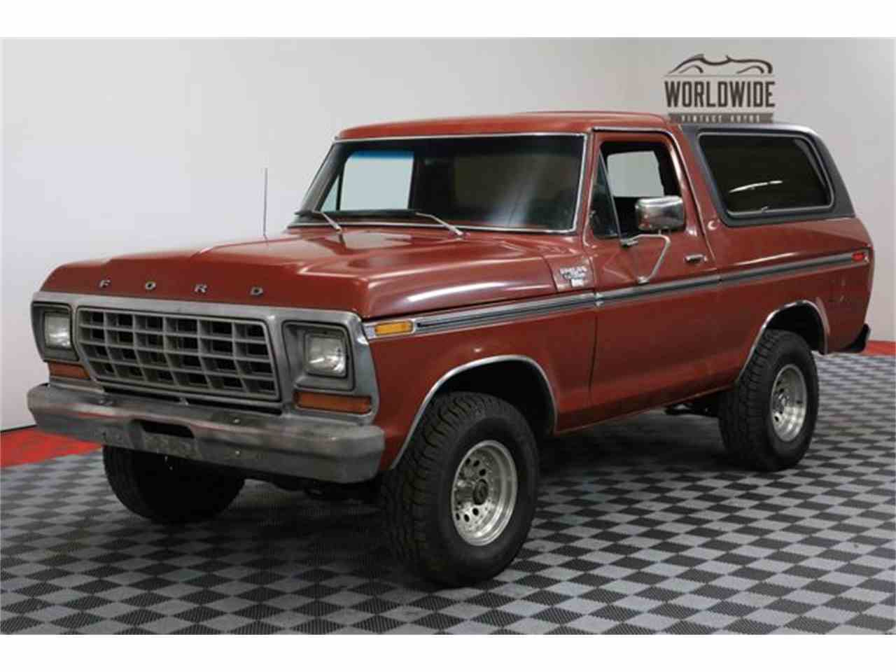 1979 Ford Bronco for Sale | ClassicCars.com | CC-1035292