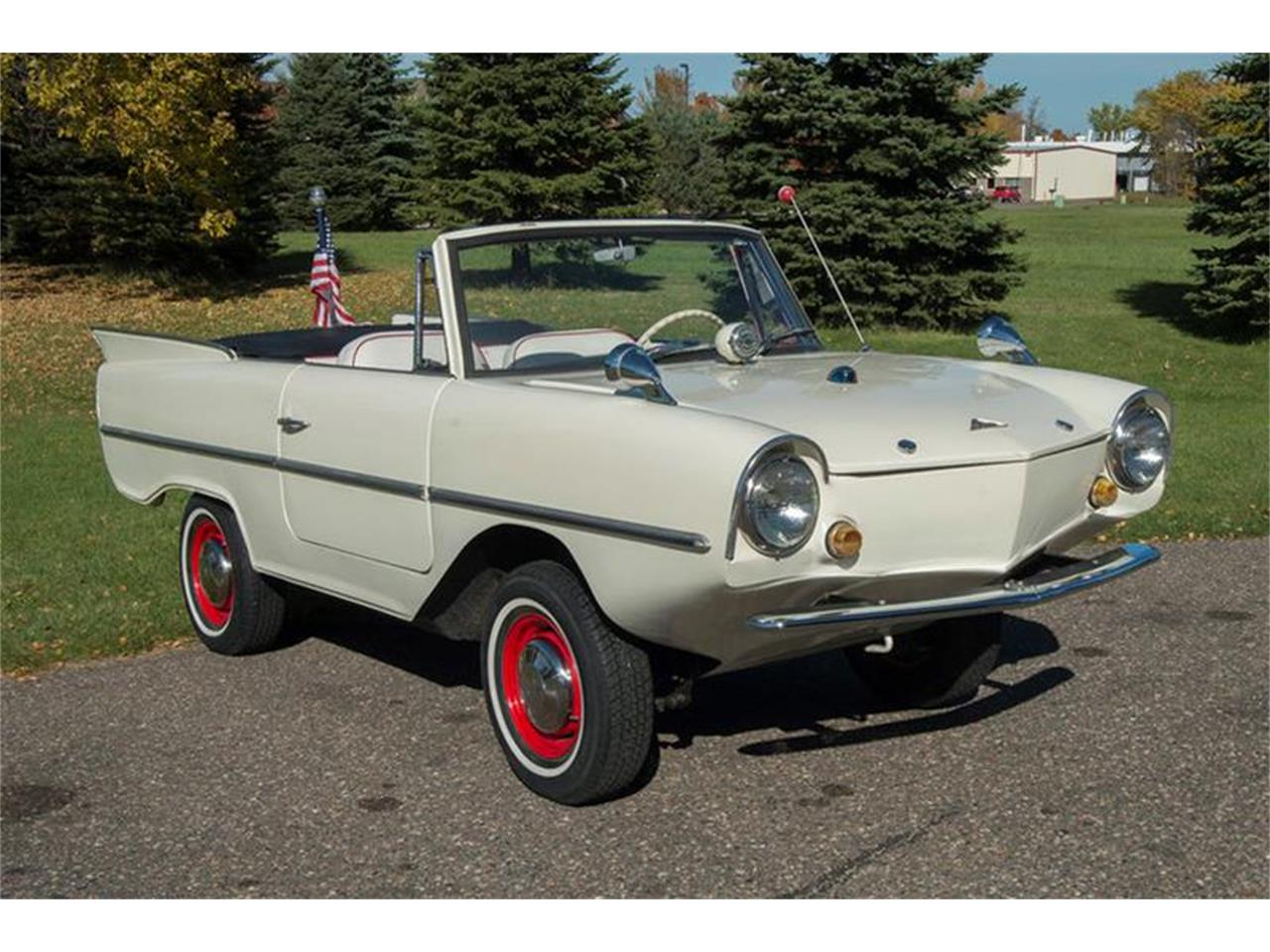 Large Picture of 1967 770 located in Minnesota Offered by Ellingson Motorcars - M6UC