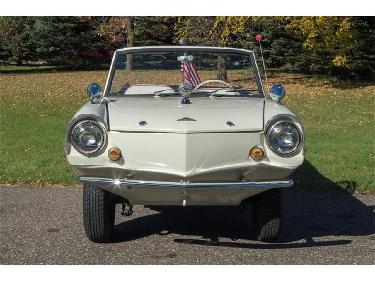 Large Picture of 1967 Amphicar 770 located in Minnesota Offered by Ellingson Motorcars - M6UC