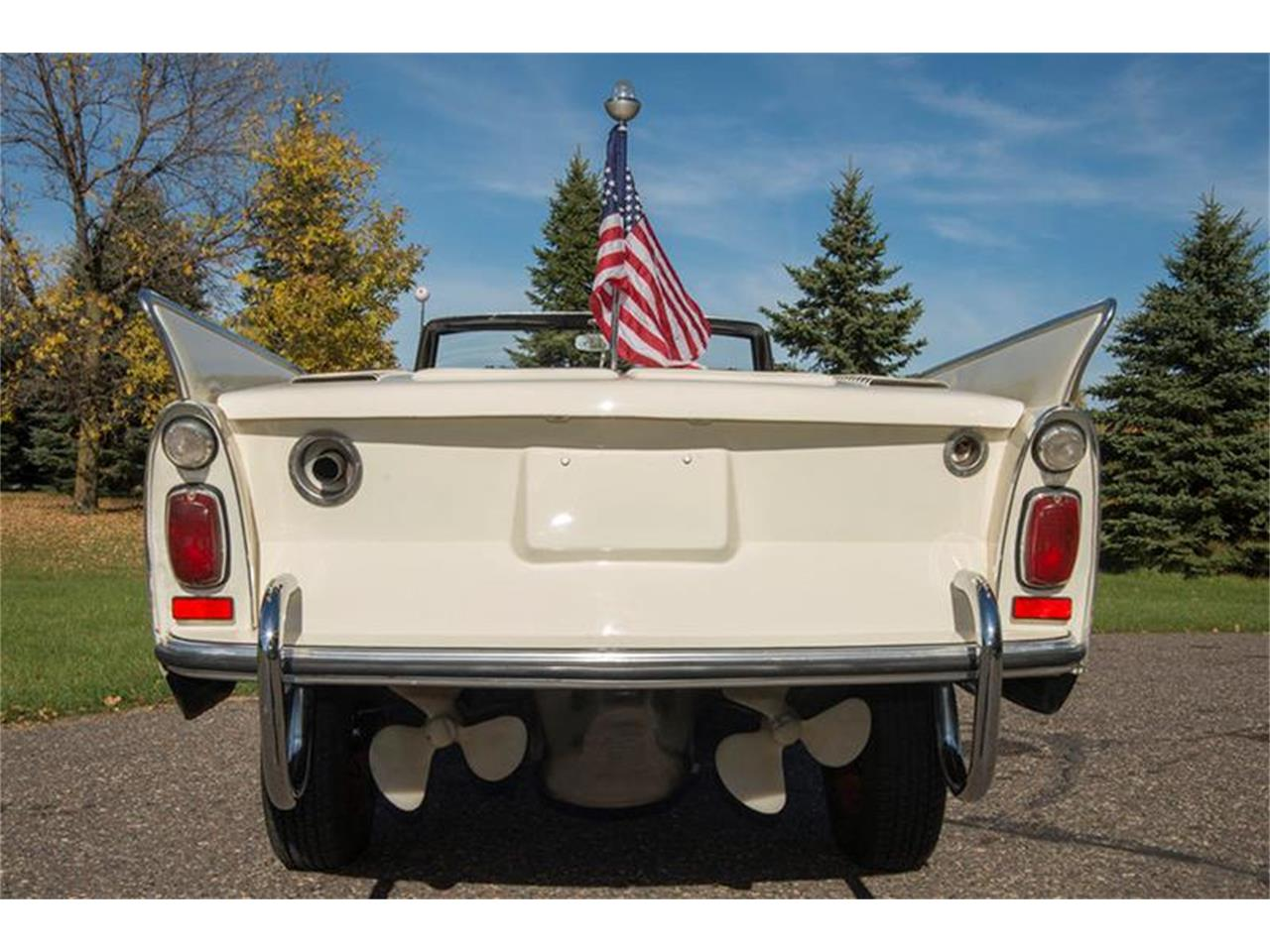 Large Picture of Classic 1967 Amphicar 770 Offered by Ellingson Motorcars - M6UC