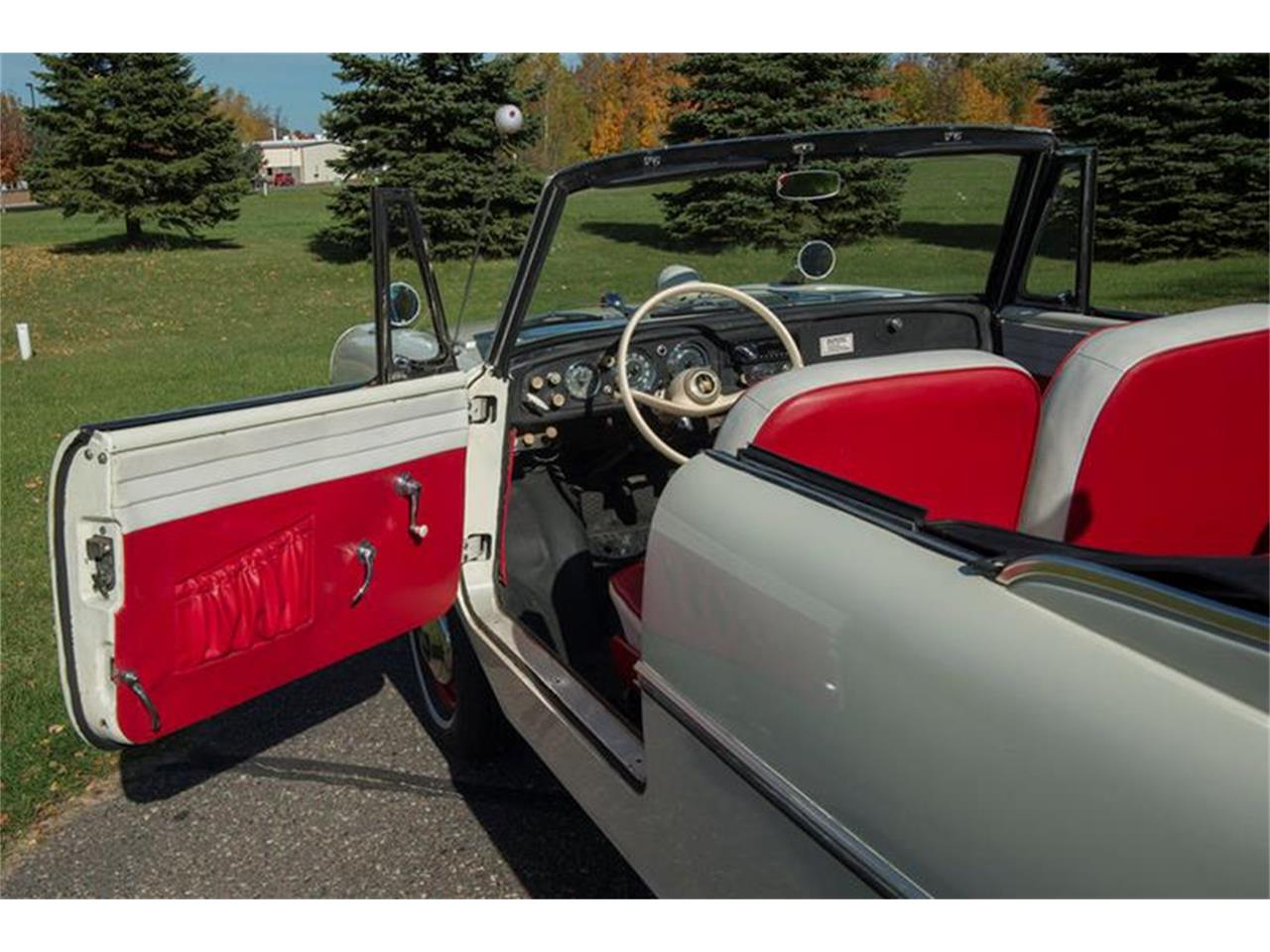 Large Picture of 1967 Amphicar 770 located in Minnesota - $54,950.00 - M6UC