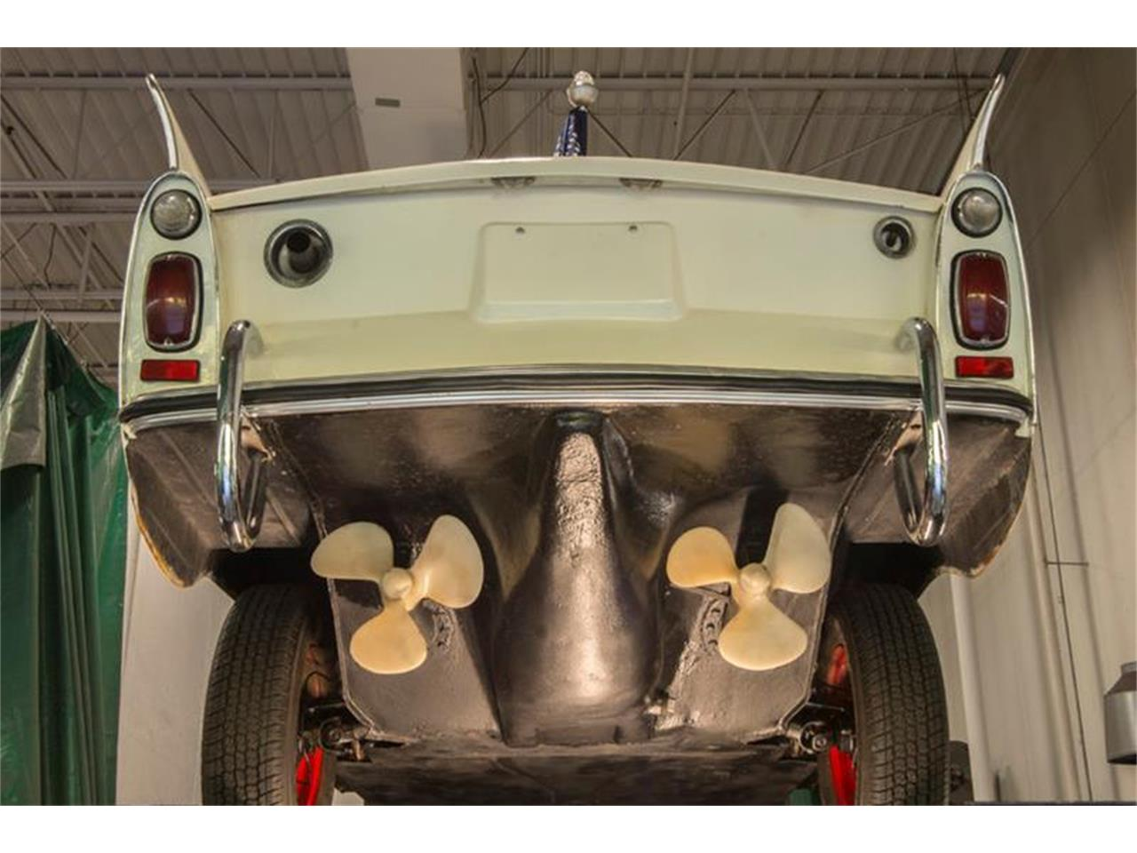 Large Picture of Classic 1967 Amphicar 770 located in Rogers Minnesota - $54,950.00 - M6UC