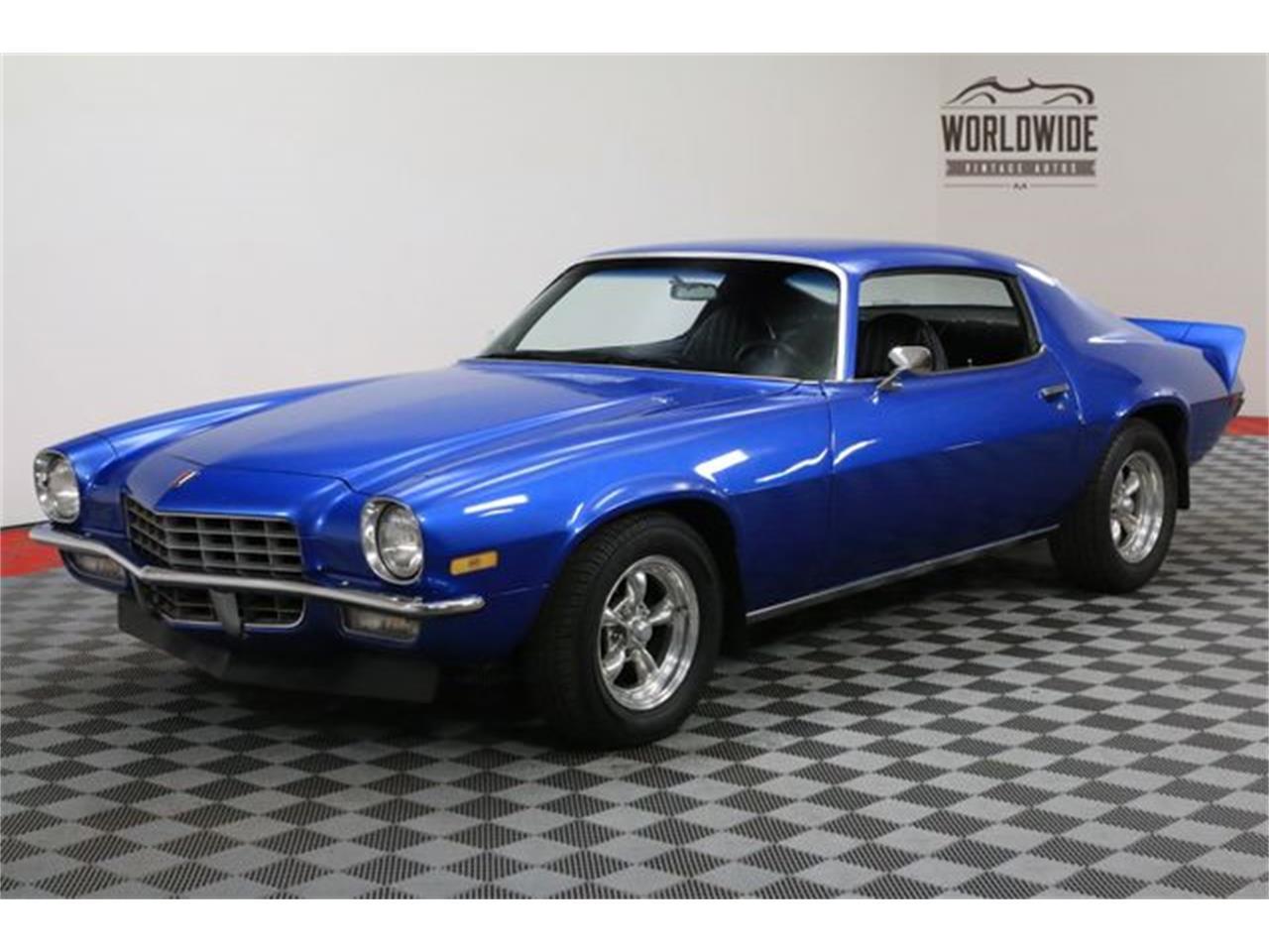 Large Picture of Classic 1971 Camaro located in Denver  Colorado - $19,900.00 - M6UI