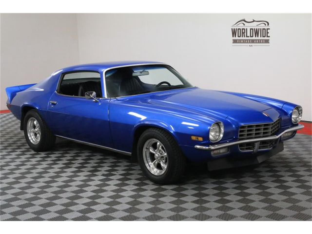 Large Picture of Classic '71 Chevrolet Camaro located in Colorado - $19,900.00 Offered by Worldwide Vintage Autos - M6UI