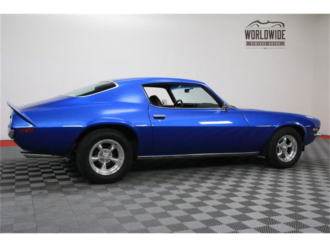 Large Picture of Classic 1971 Camaro located in Colorado - $19,900.00 Offered by Worldwide Vintage Autos - M6UI