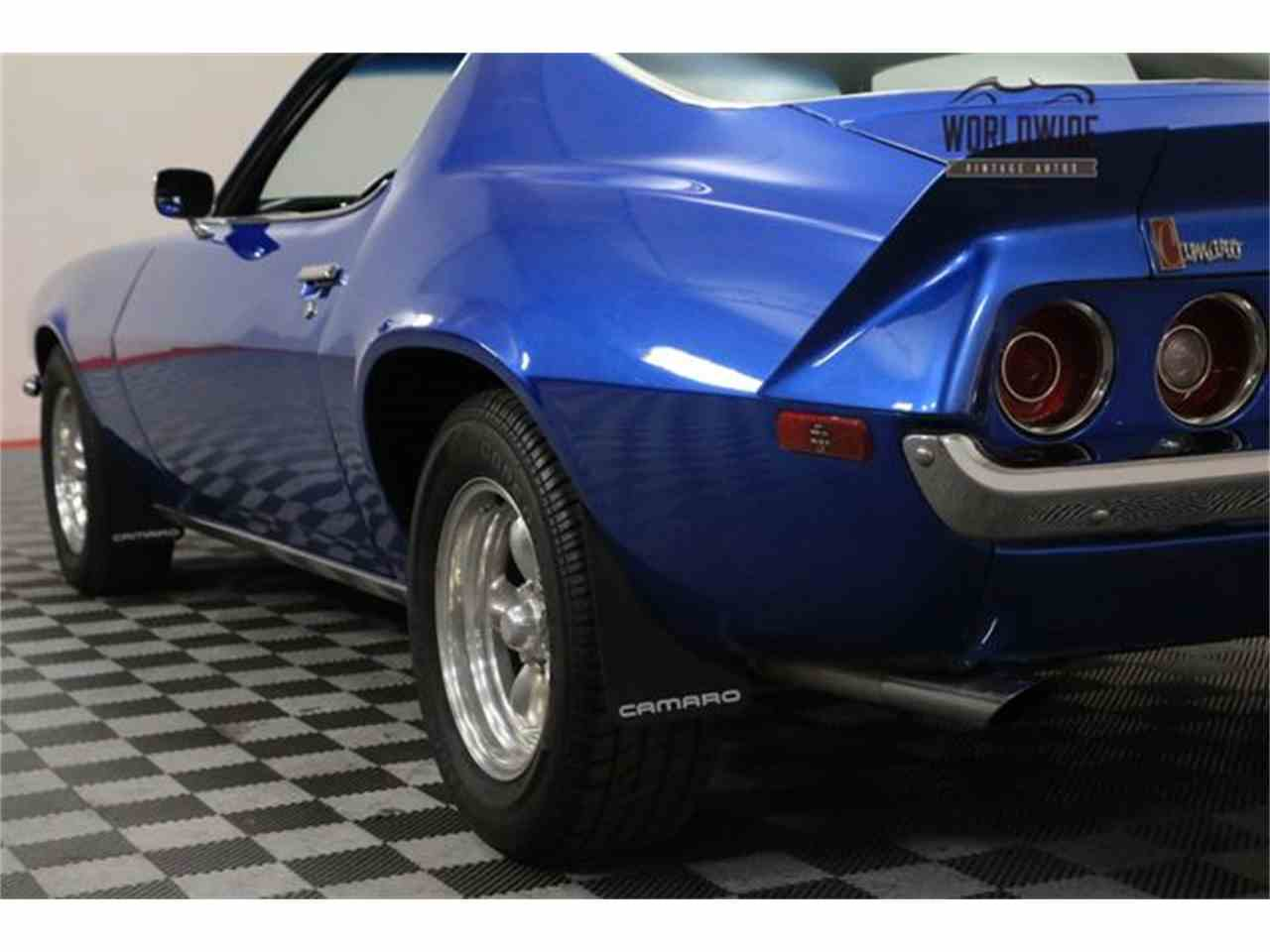 Large Picture of '71 Camaro - M6UI