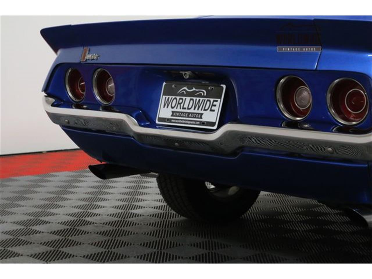 Large Picture of 1971 Chevrolet Camaro Offered by Worldwide Vintage Autos - M6UI
