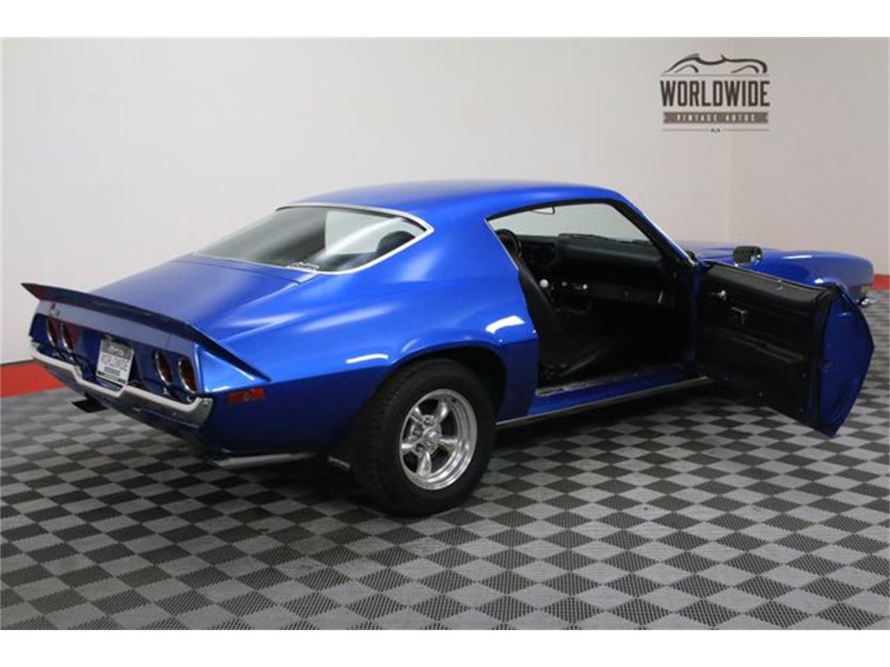 Large Picture of Classic 1971 Chevrolet Camaro - $19,900.00 Offered by Worldwide Vintage Autos - M6UI