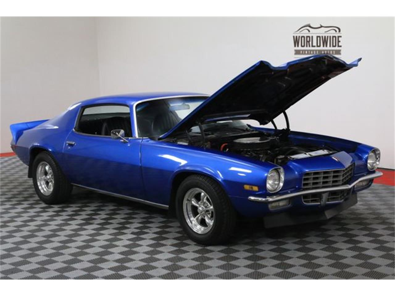 Large Picture of 1971 Camaro located in Denver  Colorado Offered by Worldwide Vintage Autos - M6UI