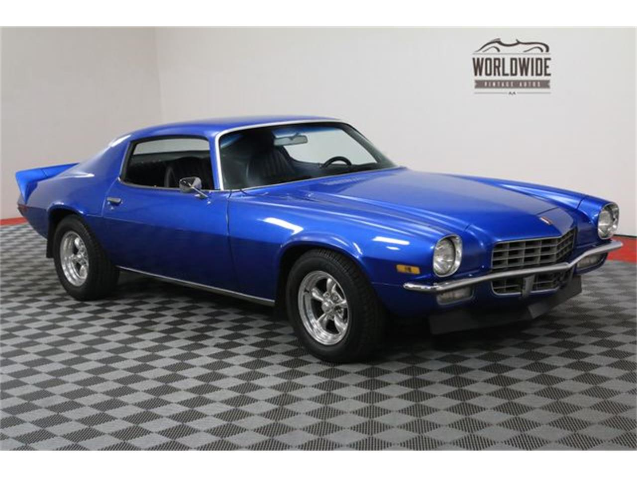 Large Picture of Classic '71 Chevrolet Camaro Offered by Worldwide Vintage Autos - M6UI