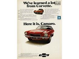 Picture of Classic 1971 Chevrolet Camaro - M6UI
