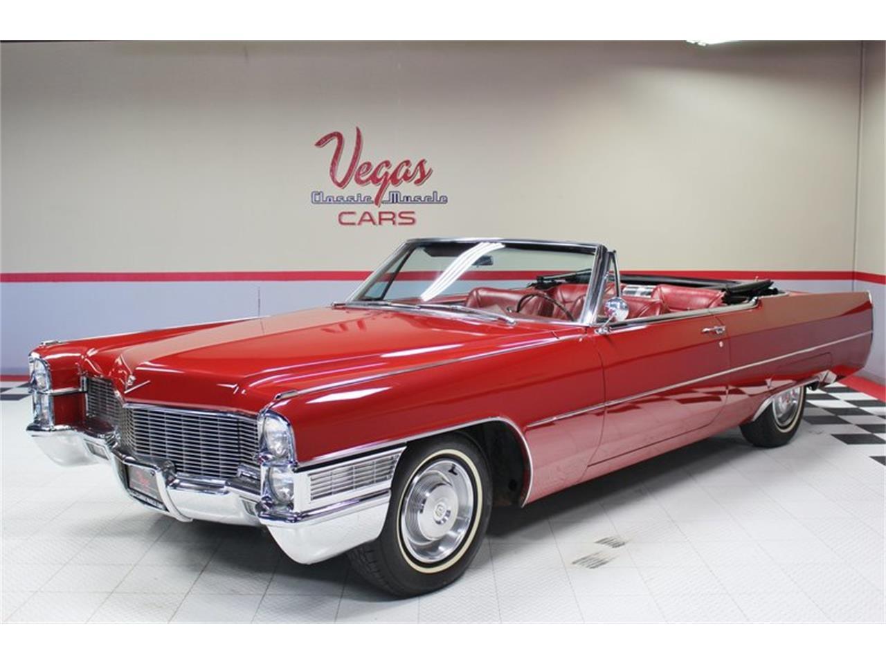 1965 Cadillac Deville For Sale Classiccars Com Cc 1035324