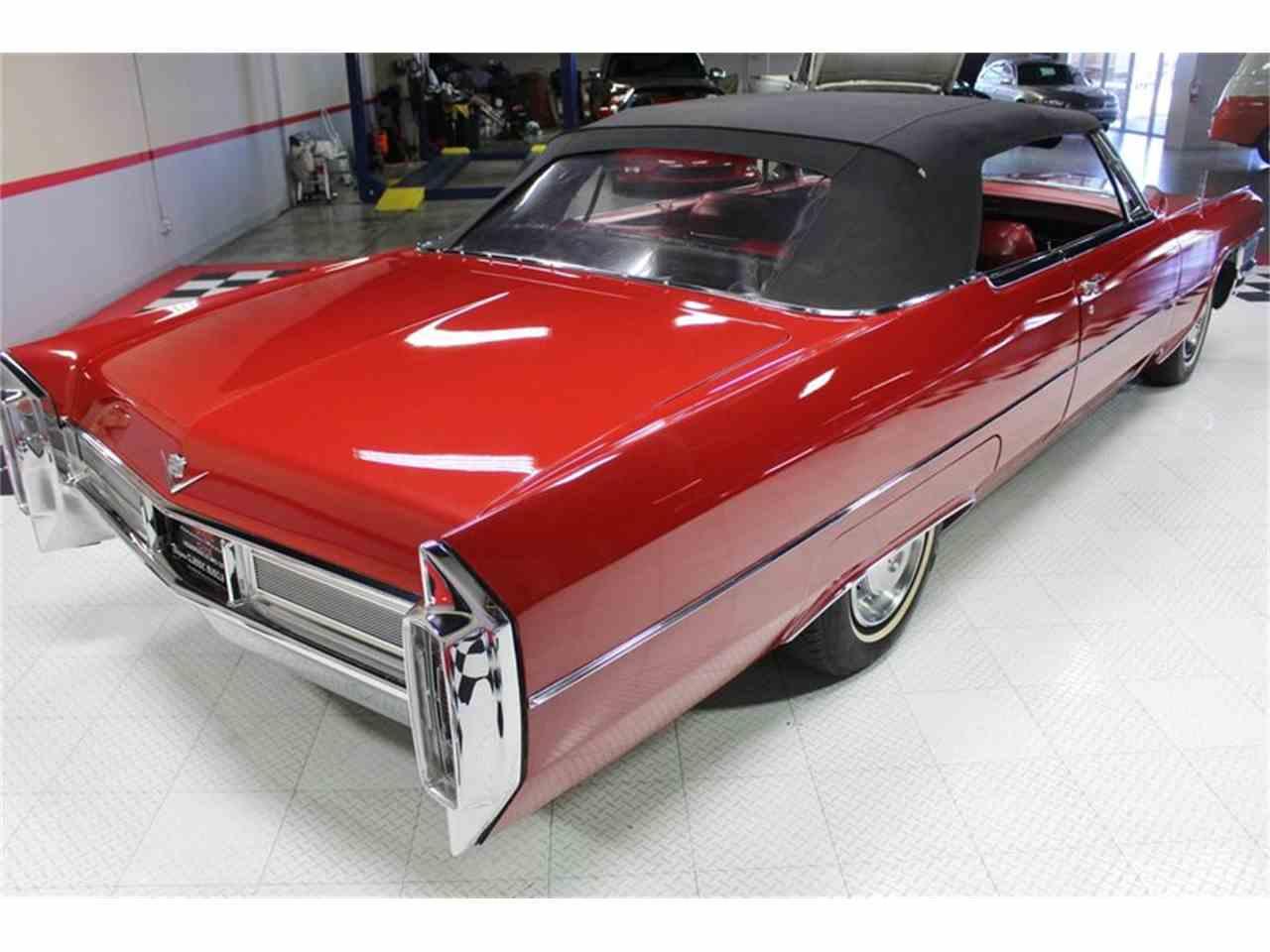 1965 Cadillac Deville For Sale