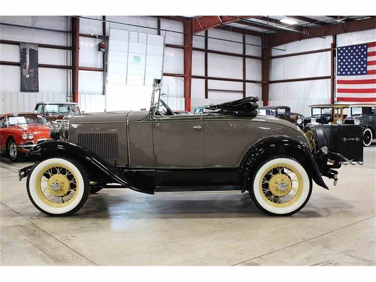 Large Picture of 1930 Model A Offered by GR Auto Gallery - M6VH
