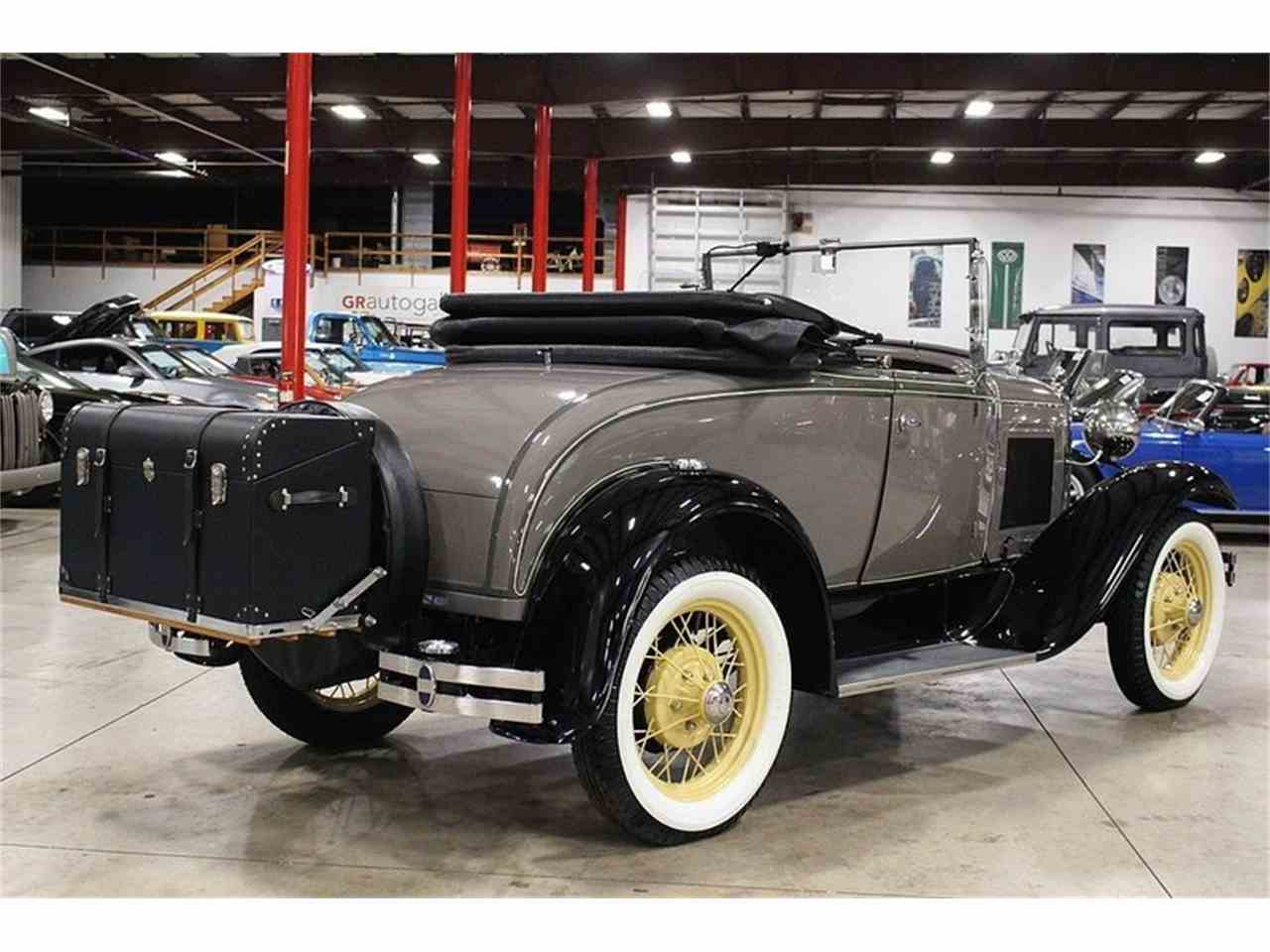 Large Picture of Classic 1930 Model A located in Michigan - $26,900.00 Offered by GR Auto Gallery - M6VH