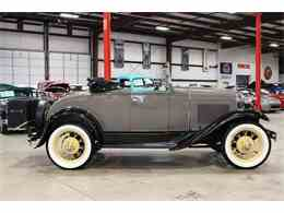 Picture of Classic 1930 Ford Model A located in Kentwood Michigan Offered by GR Auto Gallery - M6VH