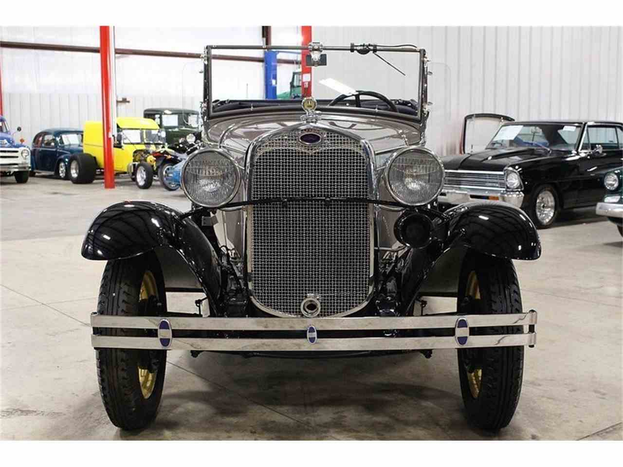 Large Picture of Classic 1930 Ford Model A Offered by GR Auto Gallery - M6VH