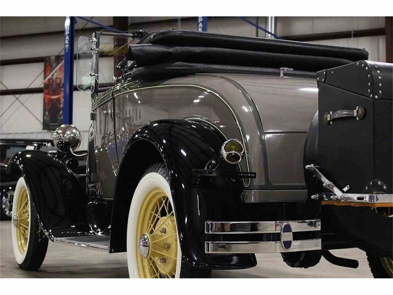 Large Picture of 1930 Model A located in Michigan Offered by GR Auto Gallery - M6VH
