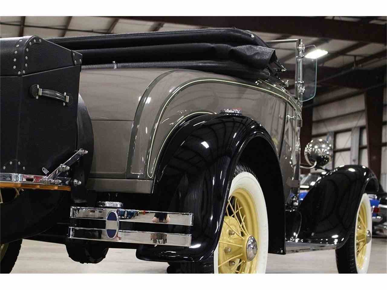 Large Picture of '30 Model A located in Michigan - $26,900.00 Offered by GR Auto Gallery - M6VH