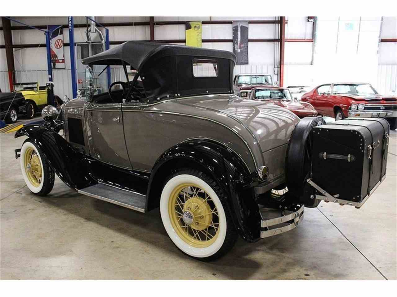 Large Picture of 1930 Model A located in Kentwood Michigan - $26,900.00 - M6VH