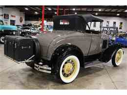 Picture of Classic '30 Ford Model A located in Michigan - $26,900.00 Offered by GR Auto Gallery - M6VH