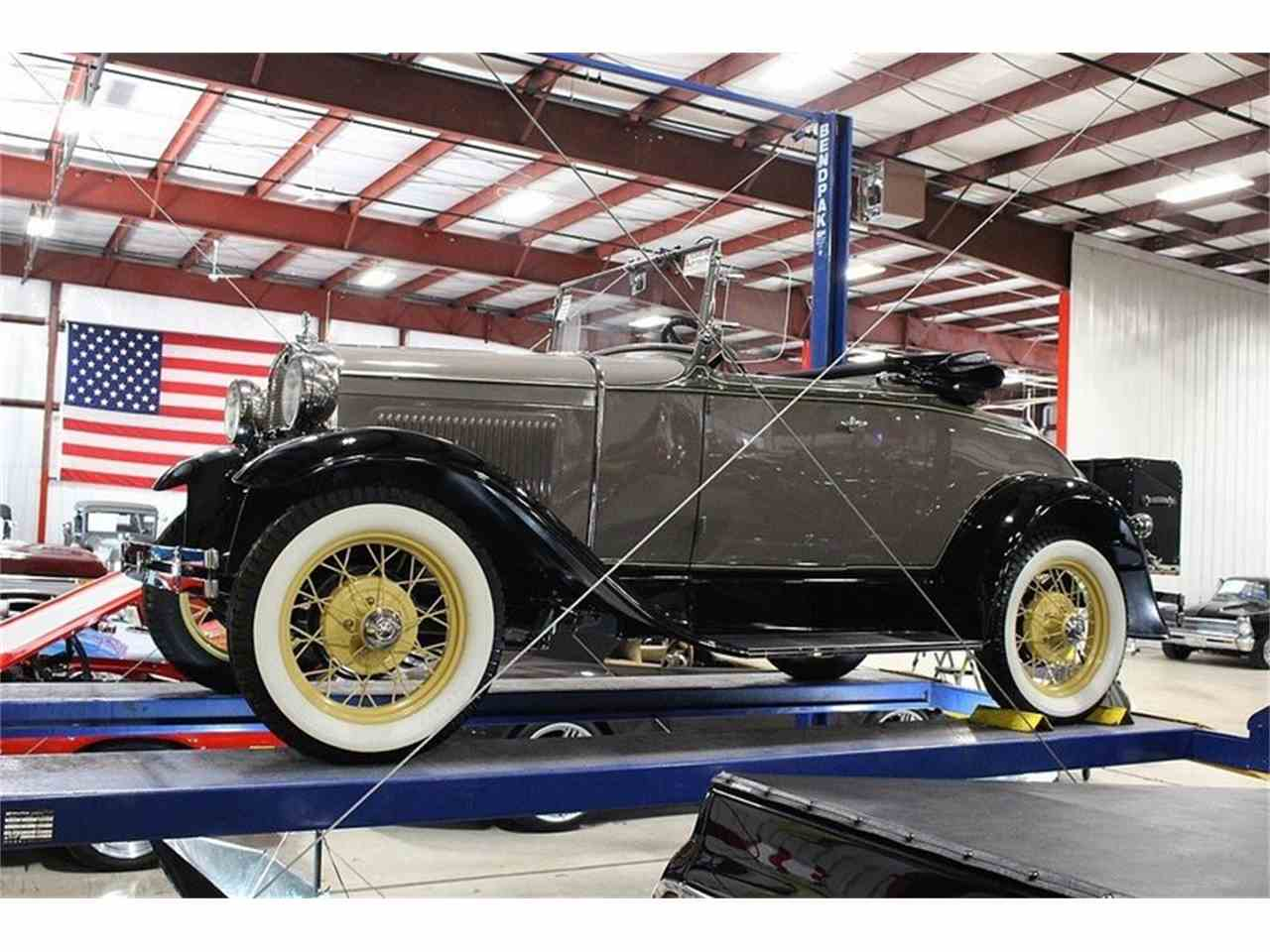 Large Picture of Classic '30 Model A located in Michigan Offered by GR Auto Gallery - M6VH