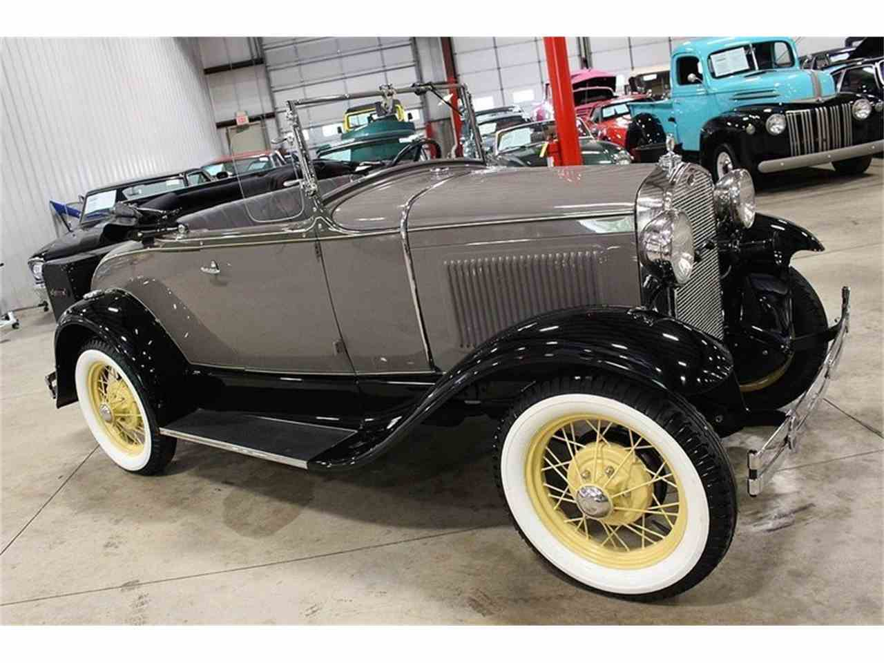 Large Picture of Classic 1930 Ford Model A located in Michigan - $26,900.00 - M6VH