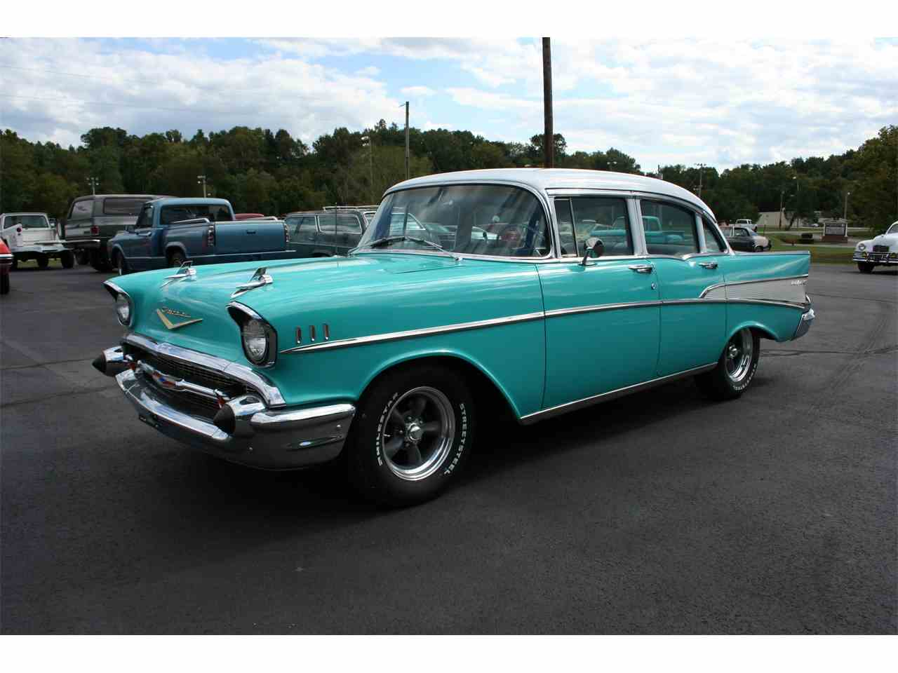 1957 Chevrolet Bel Air for Sale | ClicCars.com | CC-1035352