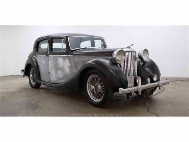 Picture of Classic 1938 Jaguar SS - M6WZ
