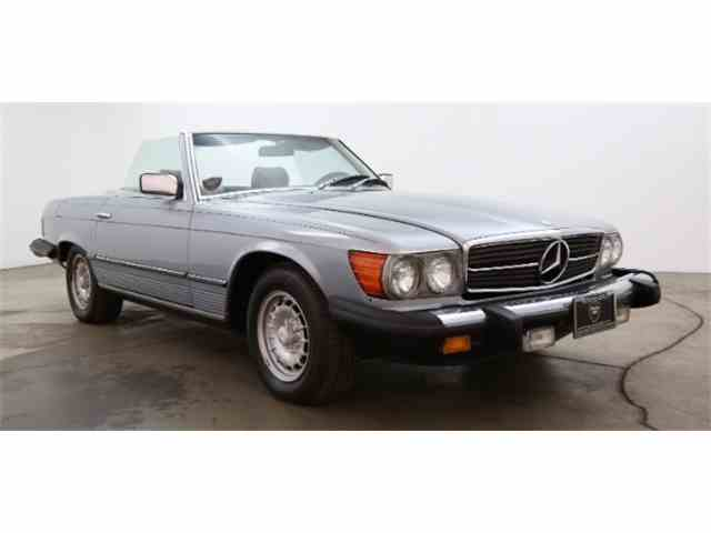 Picture of '81 380SL - M6X2