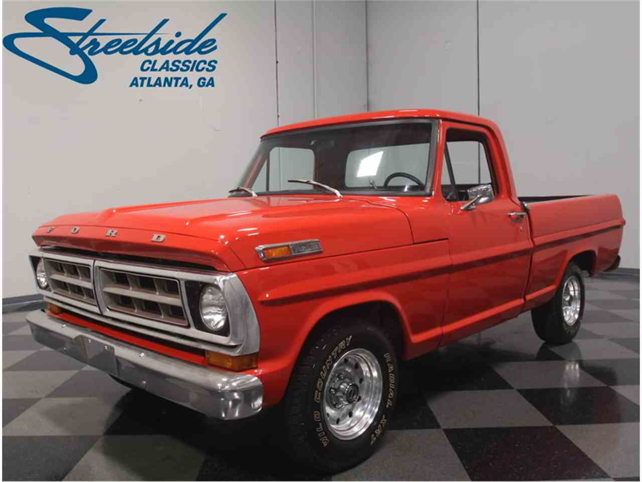 1972 ford f100 for sale cc 1035404. Black Bedroom Furniture Sets. Home Design Ideas