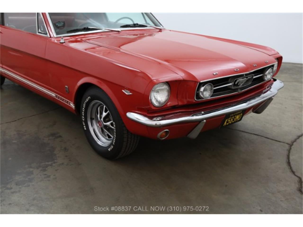Large Picture of '65 Mustang - M6XC
