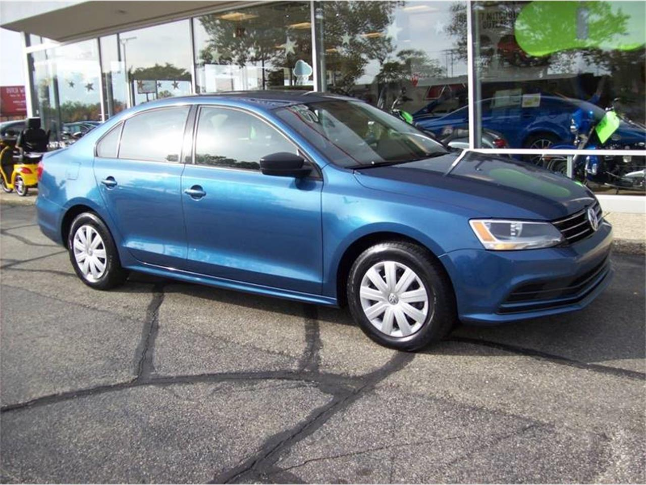 Large Picture of '15 Volkswagen Jetta located in Michigan - $10,995.00 Offered by Verhage Mitsubishi - M6XO