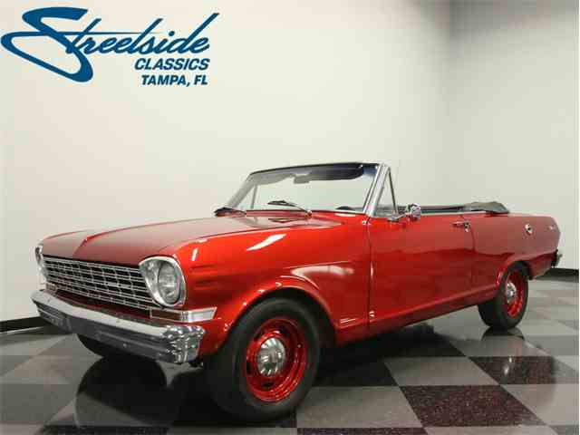 Picture of '63 Nova Chevy II Convertible - M6YM