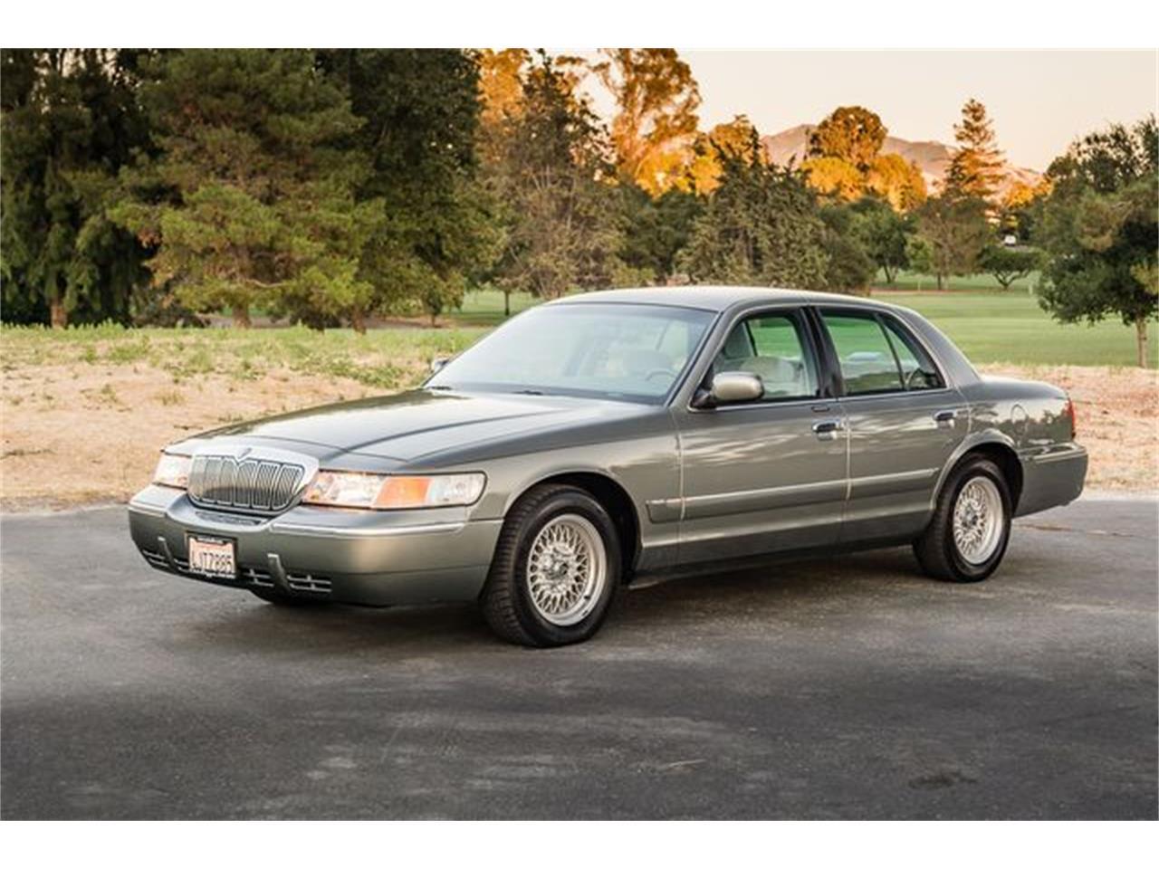 2000 Mercury Grand Marquis For Sale