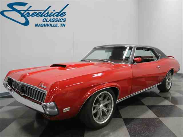 Picture of '69 Mercury Cougar XR7 located in Tennessee - $43,995.00 Offered by  - M6Z8