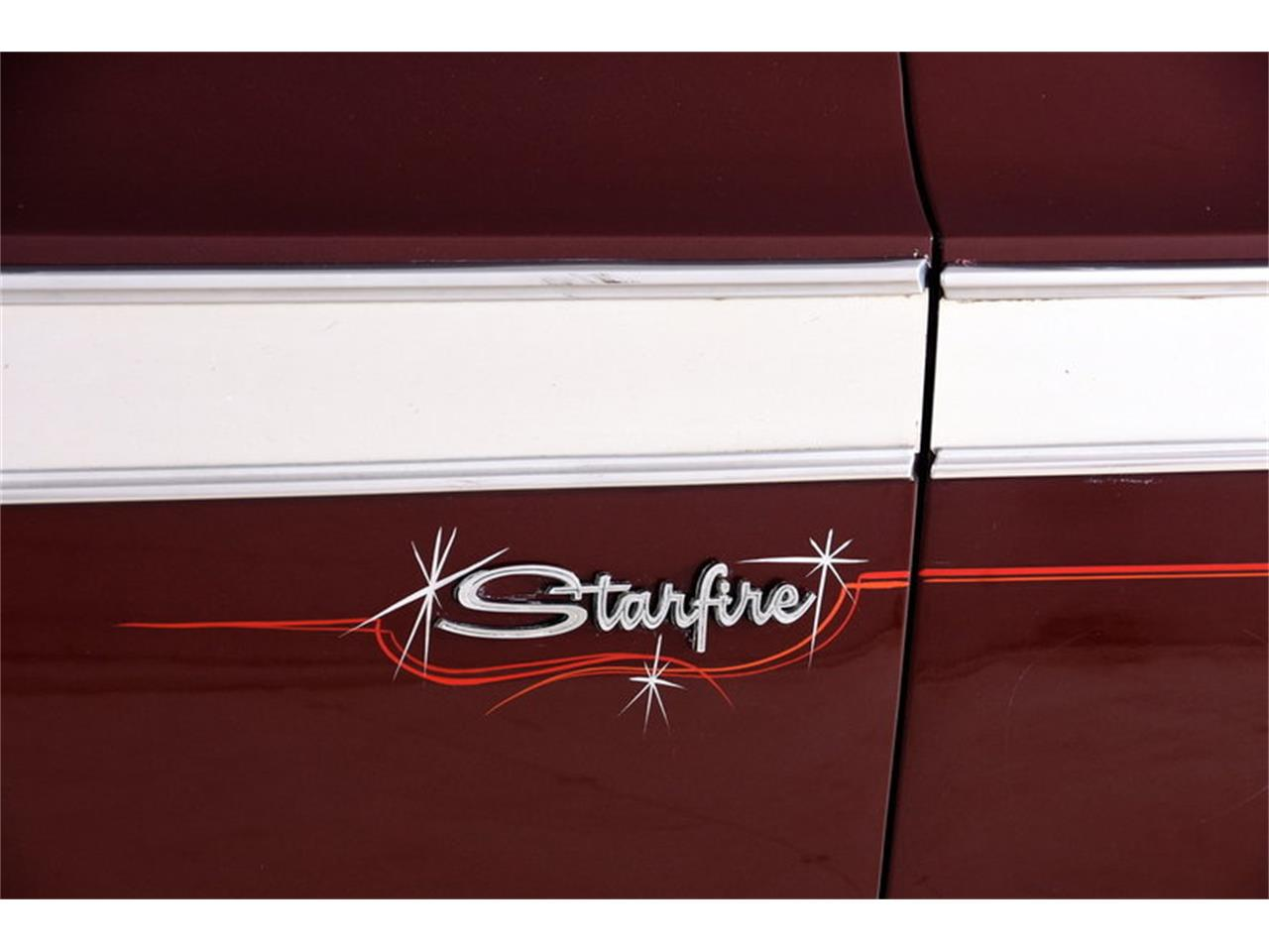 Large Picture of '63 Starfire - M6ZB