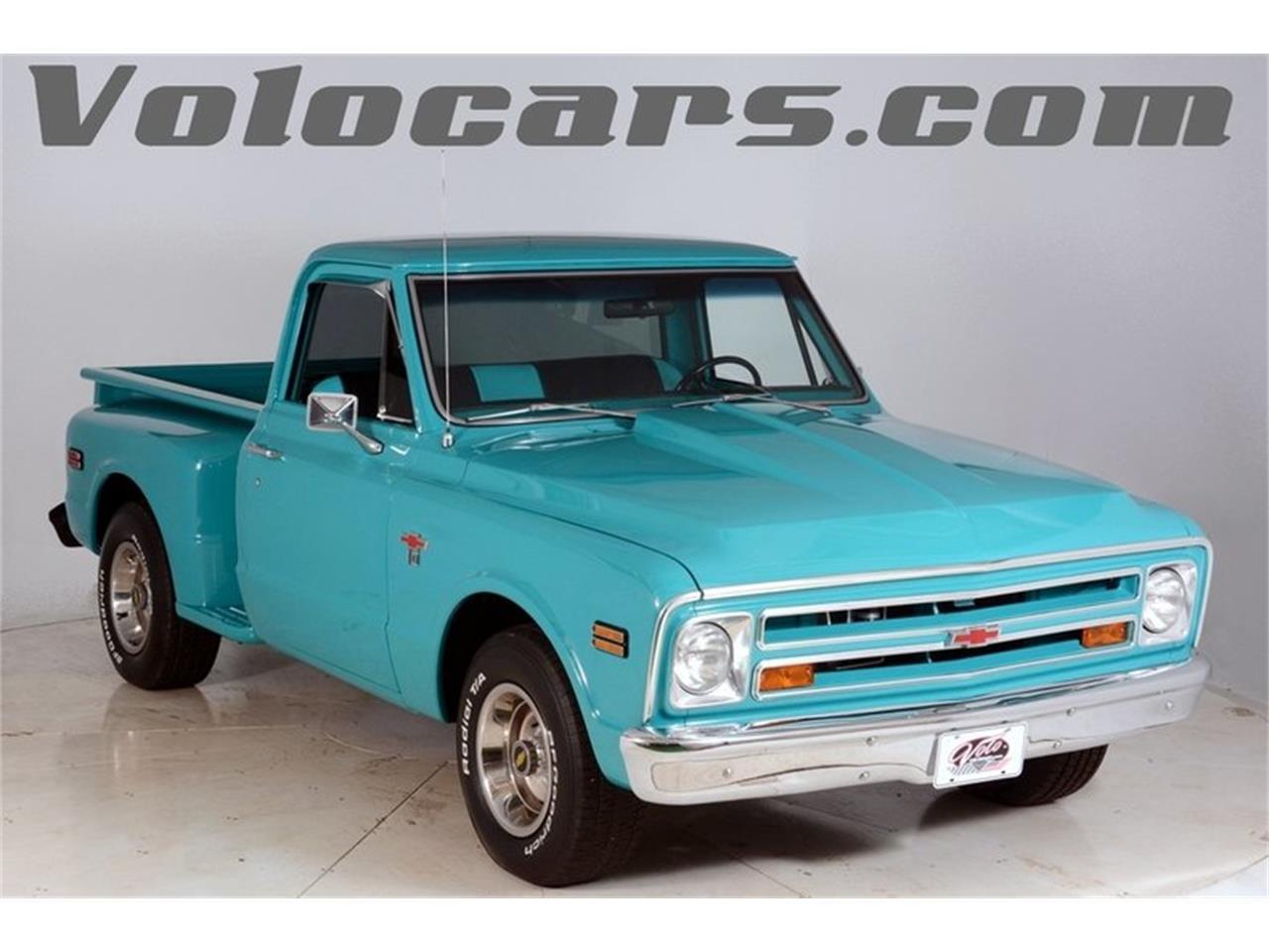 1968 Chevrolet C10 Stepside For Sale Classiccarscom Cc 1030548