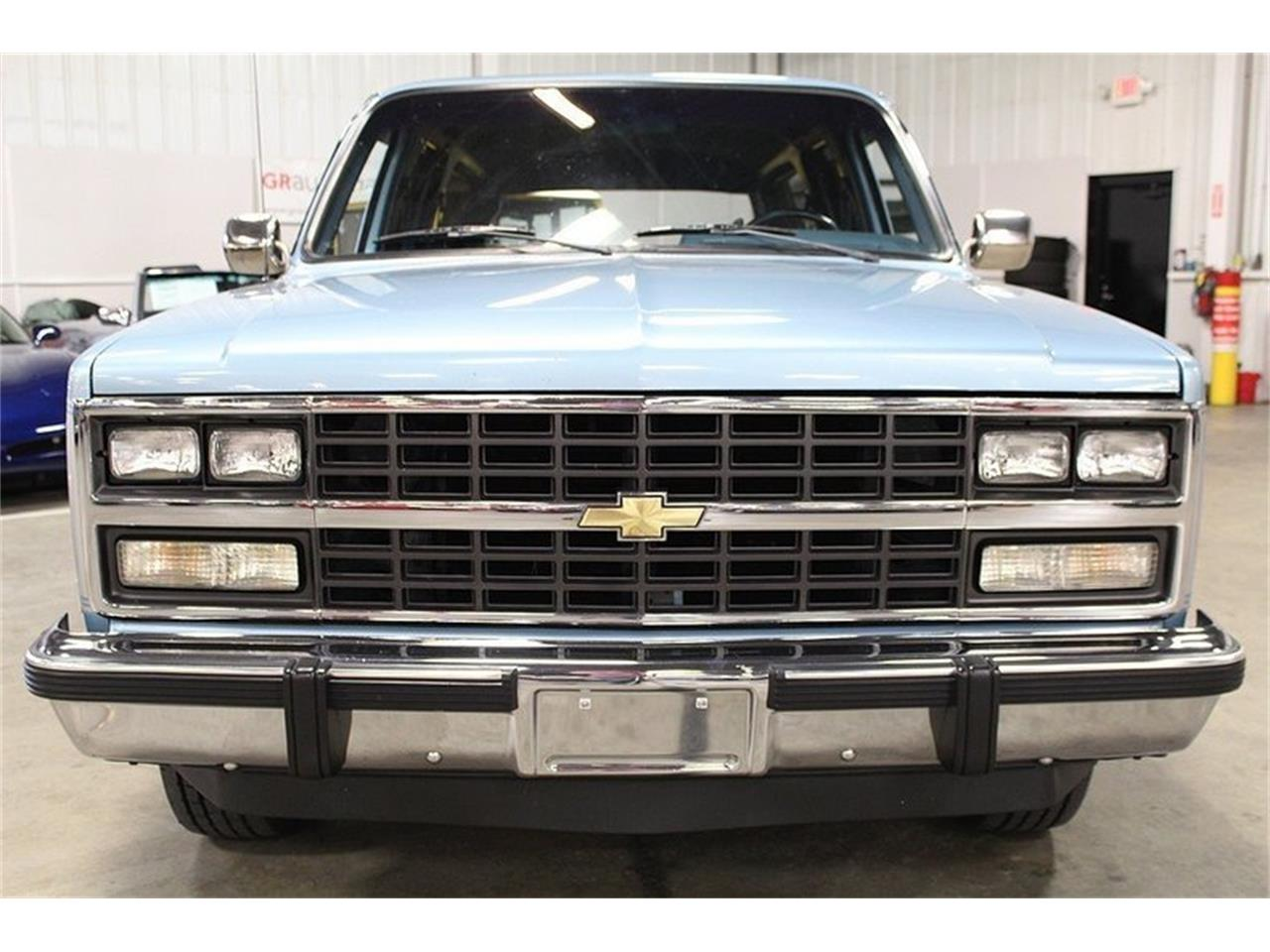 Large Picture of '91 Suburban - M6ZK