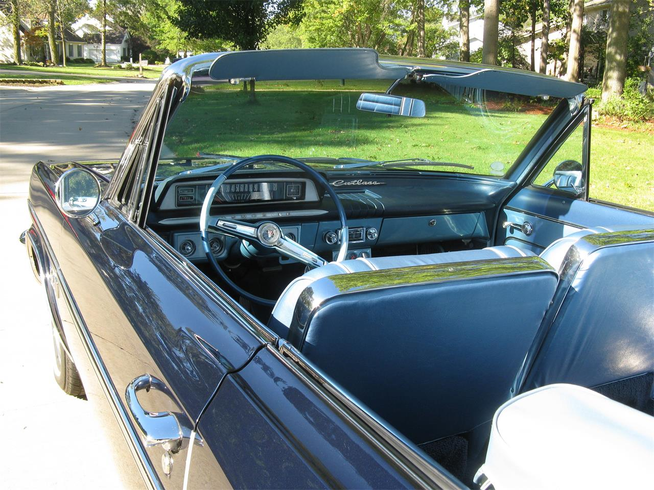 Large Picture of '63 Cutlass - M70K