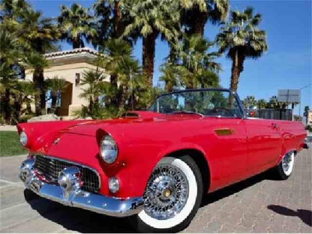 Picture of '55 Thunderbird - M70S