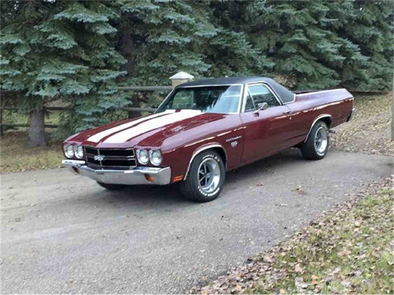 Large Picture of '70 El Camino SS - M70W